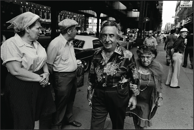 Bruce Gilden, 'Untitled, New York City', 1979, Huxley-Parlour