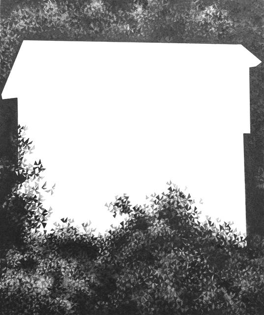 , 'Pacific Northwest 7,' 2013, Muriel Guépin Gallery