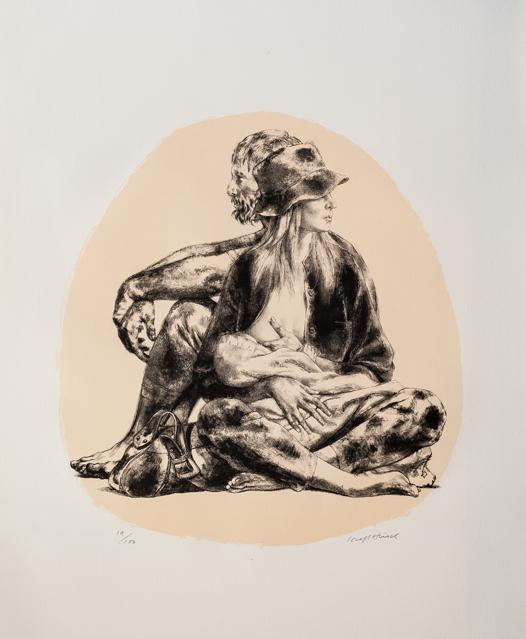 Joseph Hirsch, 'Couples (Cole 61-66)', 1970, RoGallery