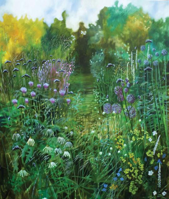, 'Coastal Summer Garden II,' 2018, Hybrid Gallery