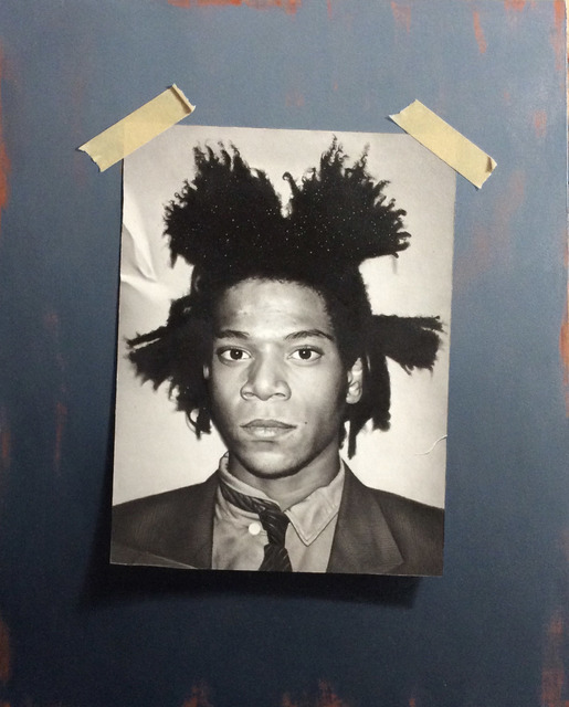 , 'Basquiat,' , Plus One Gallery