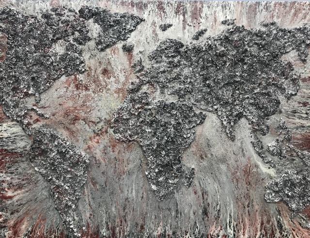 , 'The World XXVIII,' 2018, Villa del Arte Galleries