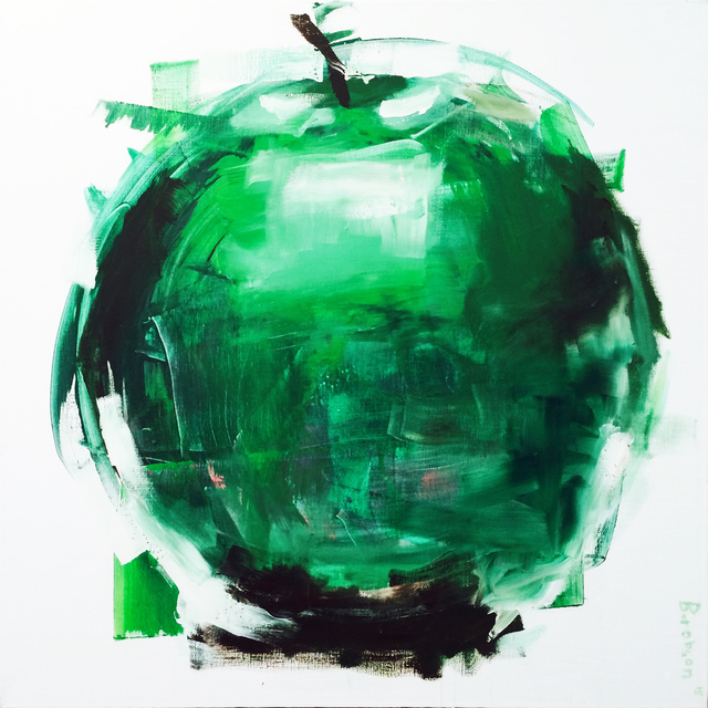 , 'Big Apple,' 2015, Woodward Gallery
