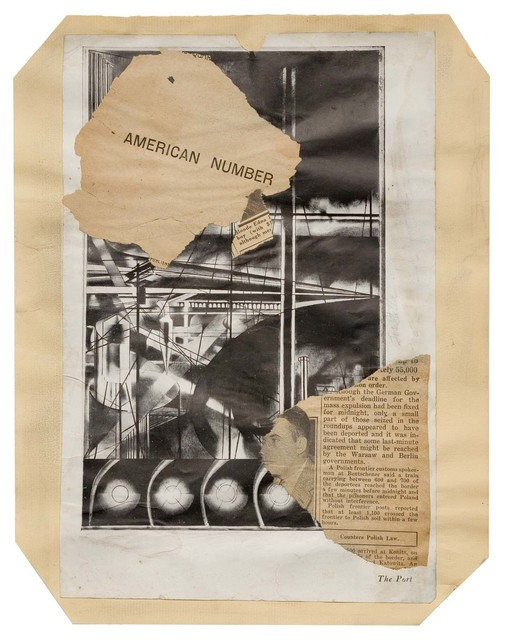 , 'Macchina Naturale #18,' ca. 1938, Michael Rosenfeld Gallery
