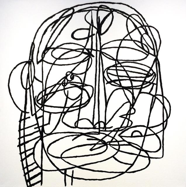 Jack Walls, 'Brancusi's Head', 2016, Carrie Haddad Gallery