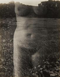 Harry Callahan, 'Aix-en-Provence (Nude, Front),' 1958, Phillips: Photographs (April 2017)