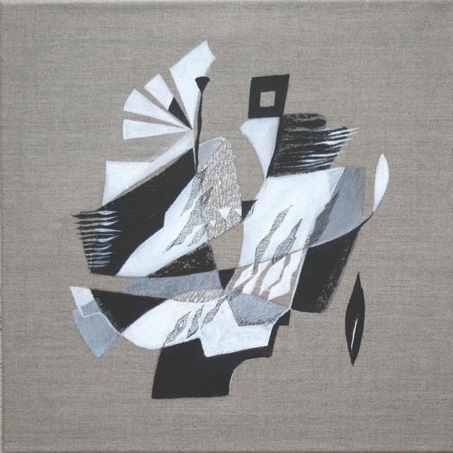 "Angelika Kandler Seegy, '""Schwebeformen', Parcus Gallery"