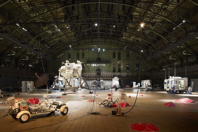 "Tom Sachs, 'Installation view of ""Space Program: Mars""', 2012, Tom Sachs Studio"