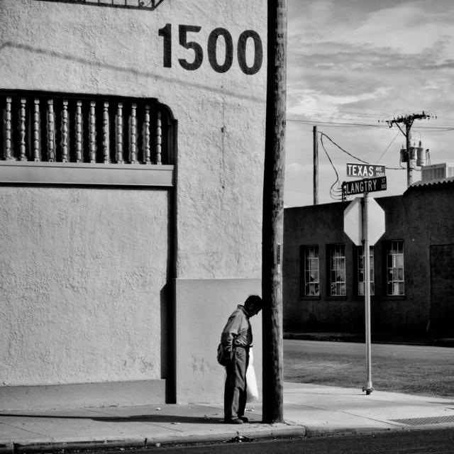 , 'Warehouse district. El Paso, TX. ,' 2015, Anastasia Photo