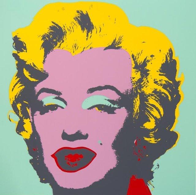 Andy Warhol, 'Marilyn Green Pink - Sunday B. Morning (After)', ARTEDIO