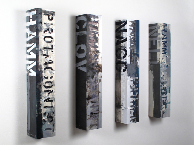 , 'Endgame,' 2012, Adah Rose Gallery