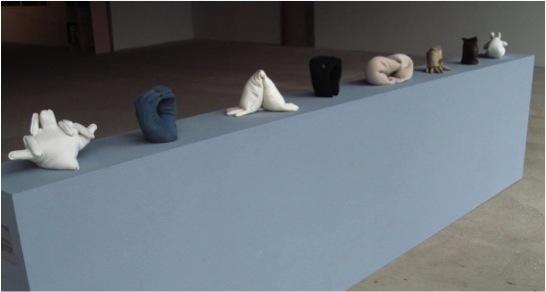 , 'Serie Parejas Guantes,' 2017, Galeria AFA
