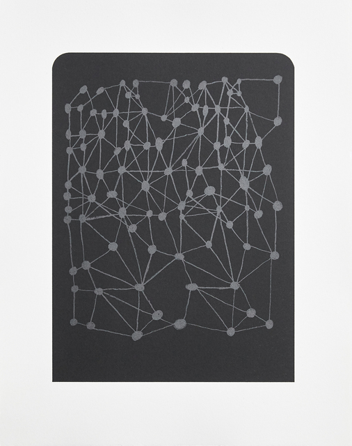 Victoria Burge, 'Net III', 2018, Joanna Bryant & Julian Page