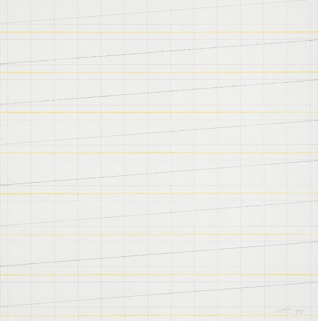 , 'Porous 5,' 1998, Charles Nodrum Gallery