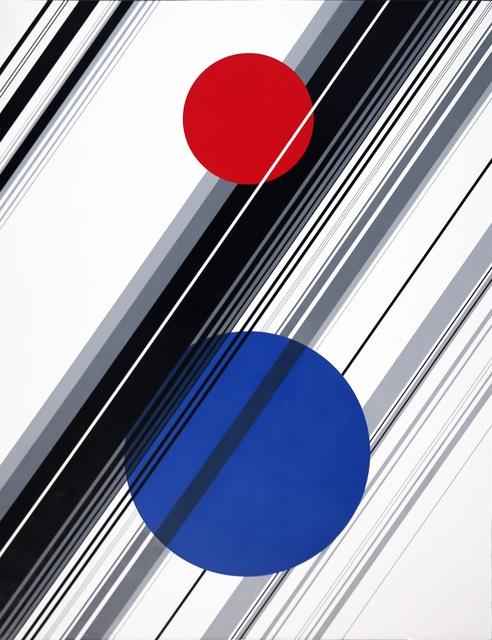 , 'IU No. 1,' 2015, Eli Klein Gallery