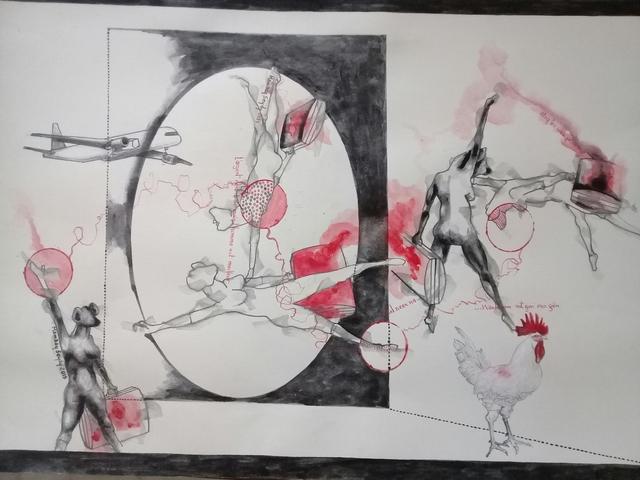 Mamady Seydi, 'Untitled 12', 2018, Galerie Galea