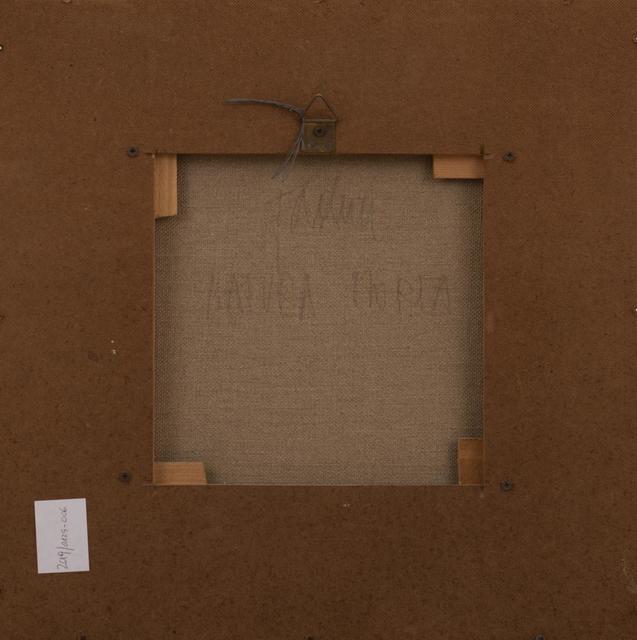 Emilio Tadini, 'Natura Morta', Painting, Oil on canvas, Itineris