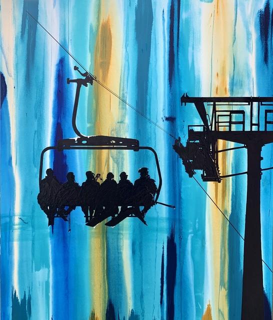 Erik Skoldberg, 'Erik Skoldberg, Yellowstone', 2019, Oliver Cole Gallery