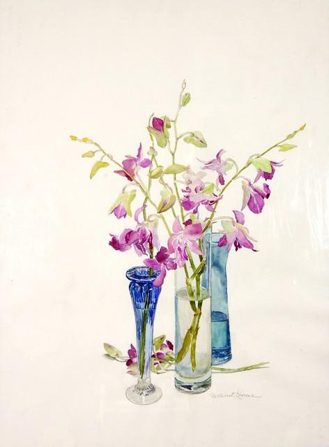 , 'Dendrobia,' 2016, Cerulean Arts
