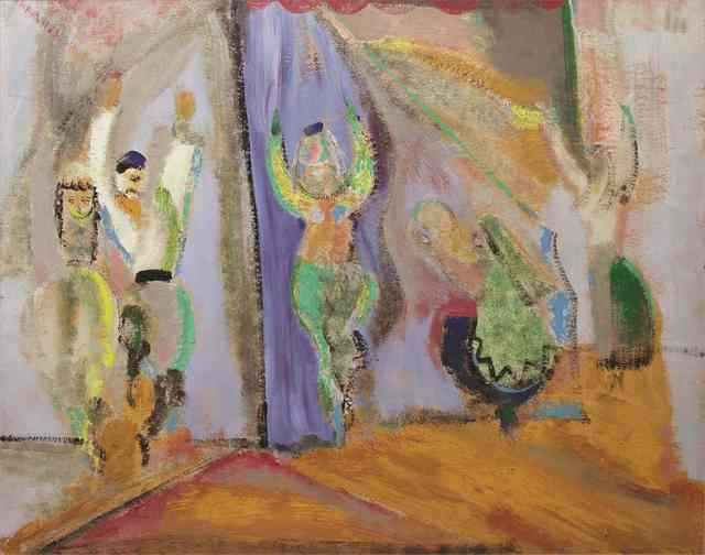 , 'The Oriental Dance,' 1975, TNK Art Gallery