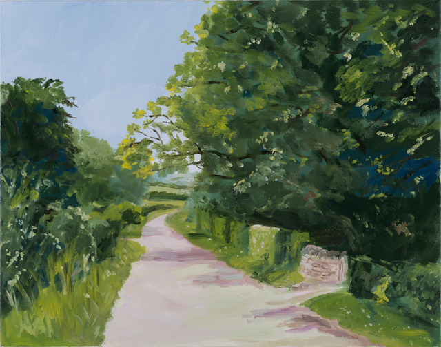 , 'hedgerows in england - wild + neat,' 2014, 303 Gallery