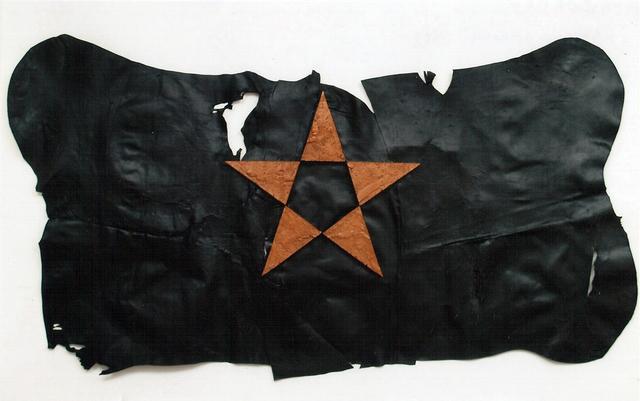 , 'Stella Africa,' 1983, Galleria Poggiali