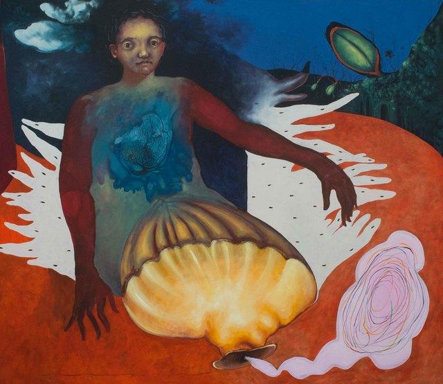 , 'El purificador,' 2017, Lux Perpetua Art Centre