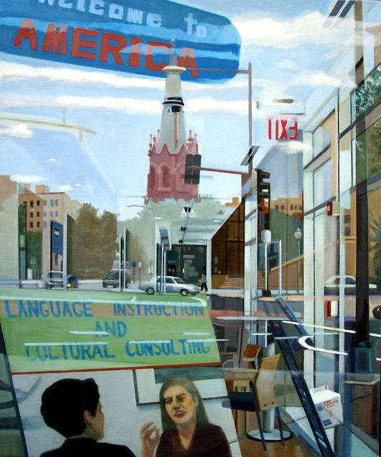 , 'Americanism 101,' 2007, Zenith Gallery