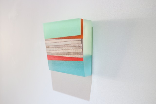 , 'Orange Under,' 2018, bo.lee gallery