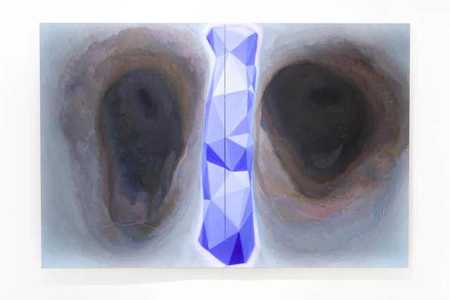 , 'Two Directions,' 2015, MadeIn Gallery