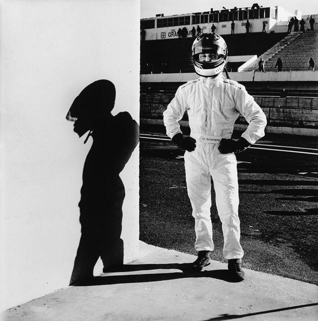 Anton Corbijn, 'Michael Schumacher, Estoril', 1995, Finarte