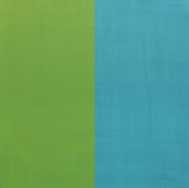 , 'Amarillo sobre Azul,' 2019, Dot Fiftyone Gallery
