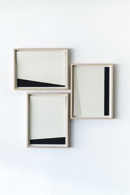 , 'White and black compositions no. 05,' 2016, Casa Triângulo