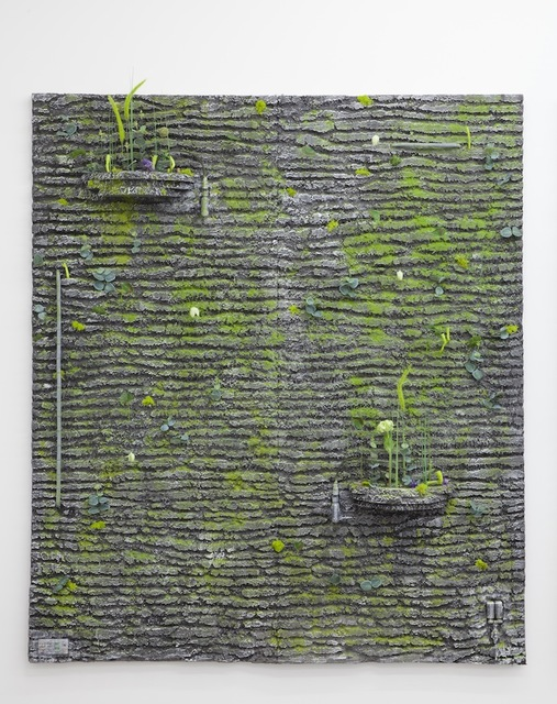 , 'Grillenwand#2 (Chiraptophobia Series),' 2015, Johan Berggren Gallery
