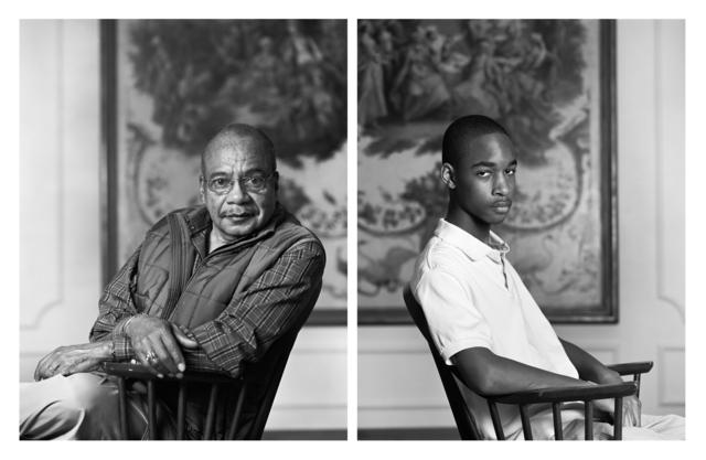 Dawoud Bey, 'The Birmingham Project: Tyrone Webb and Matthew Lundy', 2012, Rena Bransten Gallery