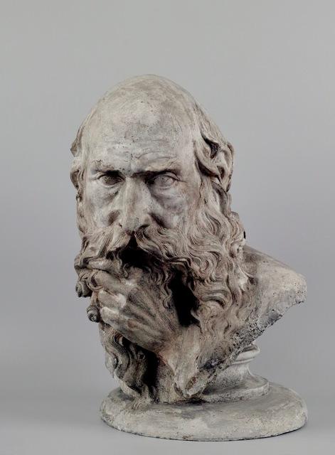 , 'Bust Portrait of Vincenzo Gemito,' ca. 1926, Martin du Louvre