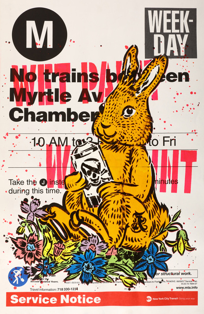 AIKO, 'M Train Bunny', 2007, Chiswick Auctions