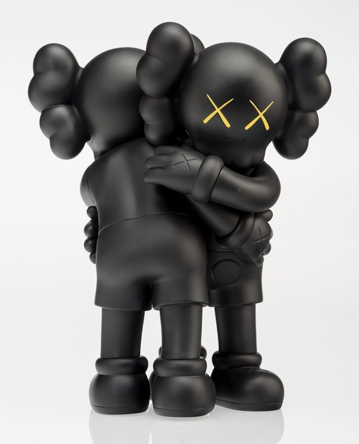 KAWS, 'Kaws Together (Black)', 2018, Heritage Auctions
