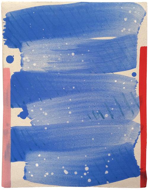 , 'Sykes,' 2015, George Lawson Gallery
