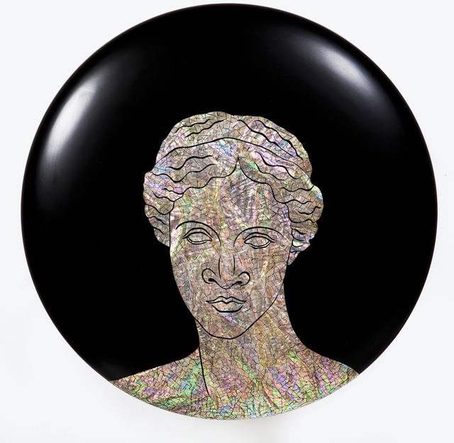 , 'Goddess of the World No. 6,' 2008, Ricco/Maresca Gallery