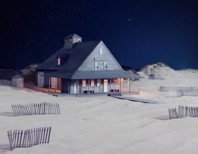 , 'Party at Caffey's Inlet Lifesaving Station (Dare County, NC),' 2013, Sean Kelly Gallery