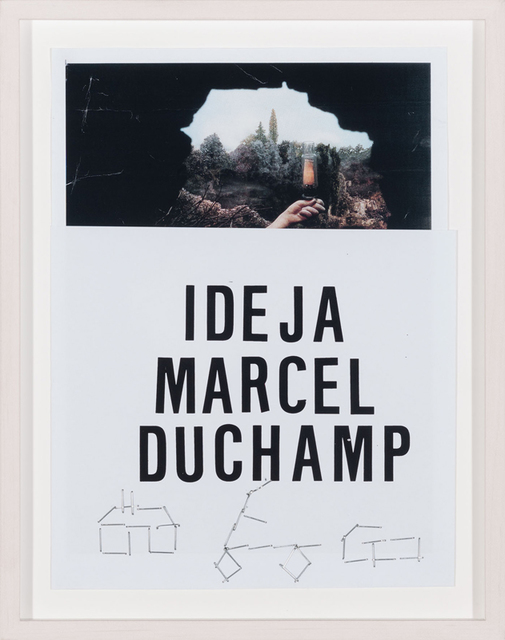 , 'Idea M. Duchamp 3.,' , Aanant & Zoo
