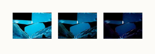 , 'Untitled (RO-13131313) [Studies 1-3],' 2016, Sid Motion Gallery