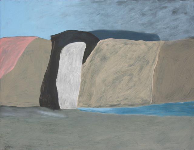 , 'Badlands,' 1967, Wallace Galleries