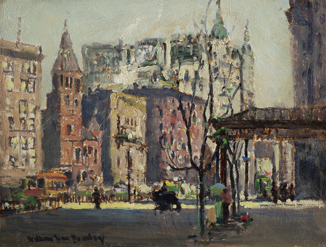 , '72nd Street and Broadway,' , Questroyal Fine Art
