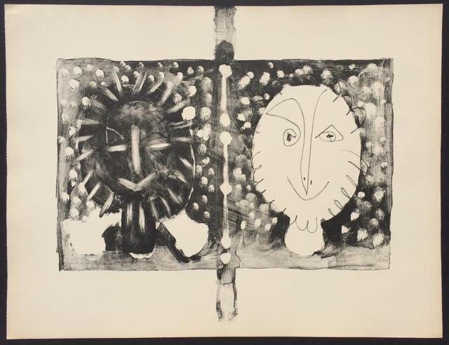 Pablo Picasso, 'Couverture Mourlot I (B.591)', 1949, Denis Bloch Fine Art