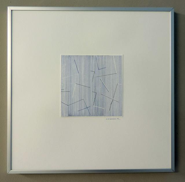 , 'Dispersion Réf 462-V ,' 2017, Galerie La Ligne