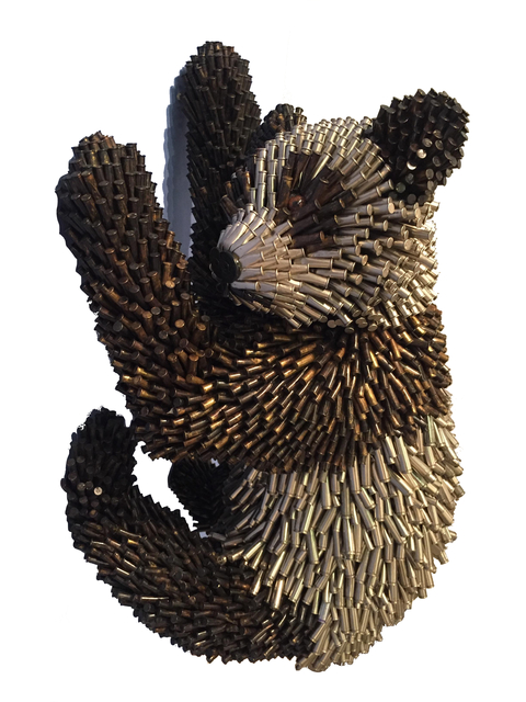 , 'Panda Bear (Climbing),' 2017, Adelson Galleries