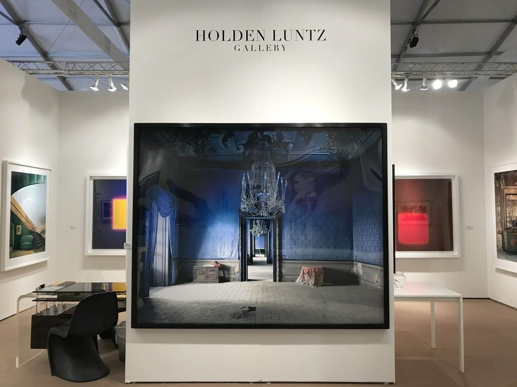 Holden Luntz Gallery, Palm Beach Modern + Contemporary 2019 Michael Eastman, Garry Fabian Miller & Massimo Listri