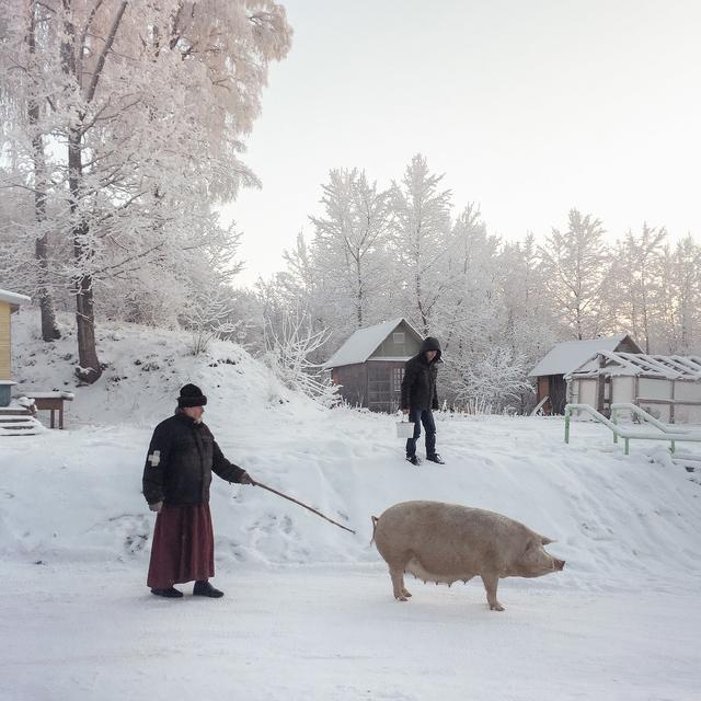 Dmitry Markov, 'Vyshegorod, Pskov region. ', 2016, Photography, ChromaLuxe print, agnès b. Galerie Boutique